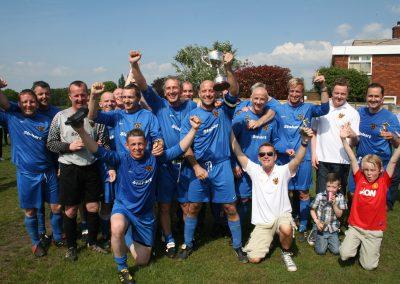 2013 Presidents Cup Winners Moore United